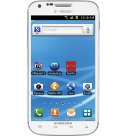 White Samsung Galaxy S II arrives at T-Mobile stores