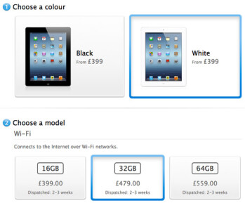 Some overseas Apple Stores are out of launch day iPad inventory
