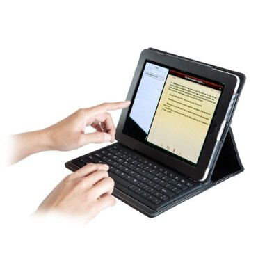 Kensington KeyFolio Keyboard Case for new iPad (~$67)