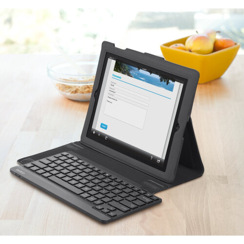Belkin YourType Folio + Keyboard for the new iPad ($99.99)