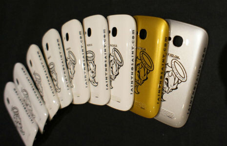 London tattoo artist can ink your Lumia 710