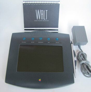 WALT was a add-on device for the traditional landline phone