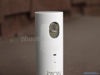 iZON Remote Room Monitor hands-on