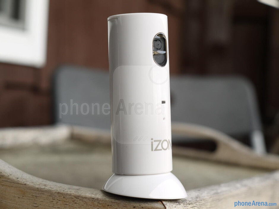 iZON Remote Room Monitor hands-on