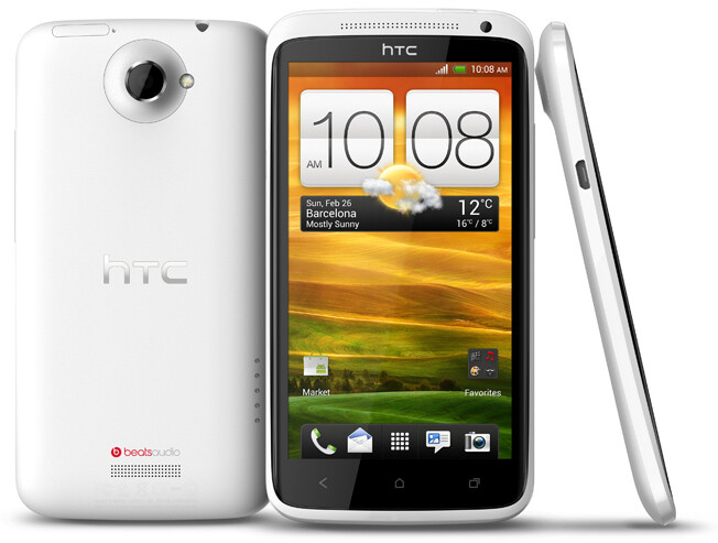 The HTC One X - HTC One X and its Quad-core Tegra 3 visit the FCC with support for AT&T's HSPA+ network