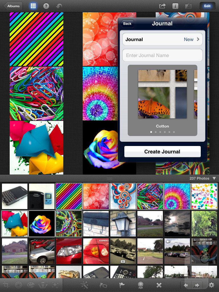 iPhoto for iPad Review