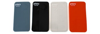 Grippy Pad comes in four different colors