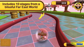Super Monkey Ball 2 Sakura Edition hands-on