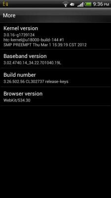 Ice Cream Sandwich update for the HTC Vivid starts trickling out bringing Sense 3.6