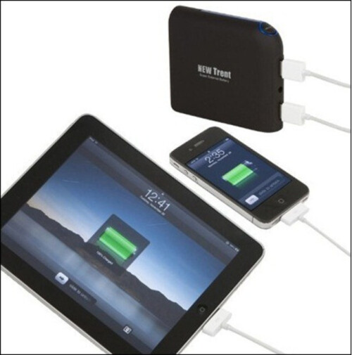 New Trent iGeek IMP99D 9900mAh External Battery Pack - $65