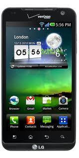 The LG Revolution - Verizon's update for the LG Revolution adds remote diagnostics feature