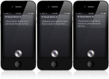Chuck Norris Facts for Siri adds hilarity to a jailbroken iPhone