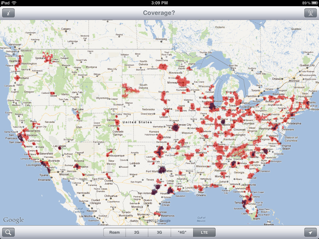 Verizon, AT&T 4G LTE coverage maps: truth comes in comparison ... on virgin mobile 4g map, mac coverage map, google coverage map, wireless coverage map, 4g wimax coverage map, cdma coverage map, u.s. cellular 4g map, mobile coverage map, htc coverage map, hspa coverage map, broadband coverage map, netflix coverage map, gsm coverage map, sprint coverage map, 4g wireless map, 4g coverage map comparison, at&t coverage map, fiber coverage map, sprint lte map, huawei coverage map,