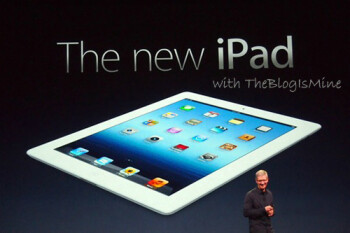 Apple sold 3 million new iPads this weekend