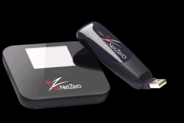 Buy the mobile hotspot ($100) or the USB dongle ($50) for a year of free 4G service - NetZero makes a comeback as a  mobile 4G network provider
