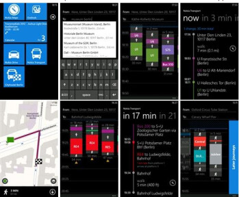 Nokia Drive 2.0 for Windows Phone Lumias now allows for offline navigation, Nokia Transport goes live