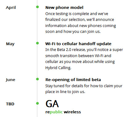 What's next for Republic Wireless - Republic Wireless to open its doors to new customers this summer, new Android phones coming
