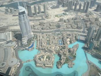2. Syed Adnan - Nokia N8124th Floor of Burj Khalifa , Dubai, U. A. E.