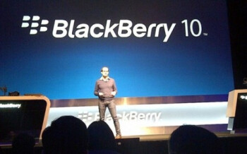 Introduction of the new BlackBerry OS