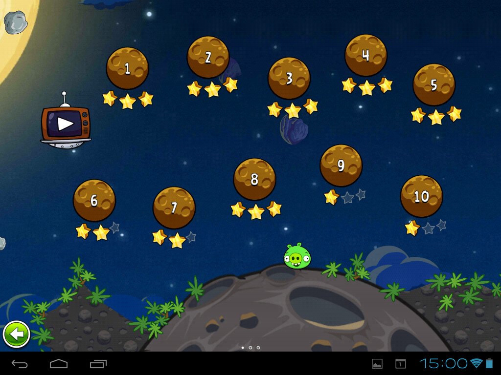 Angry birds space review - Angry birds space gratuit ...