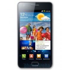 """The wildly successful Samsung Galaxy S II - Samsung wants to design a phone that """"defines our time"""""""