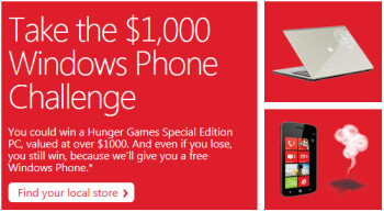 Can your phone beat a Windows Phone?