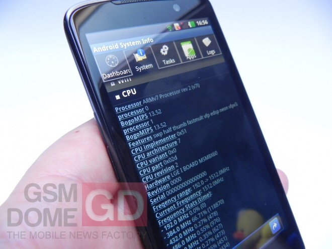 The LG P936 could be an LG Optimus LTE variant for Europe - Is the LG Optimus LTE coming to Europe after all?