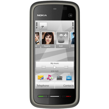 The Nokia 5230 (R) is the top smartphone for browsing in China