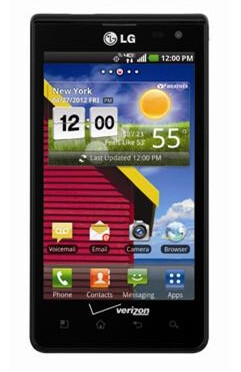 LG Lucid is official: LTE, dual-core, Android for dummies