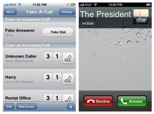 Fake-A-Call