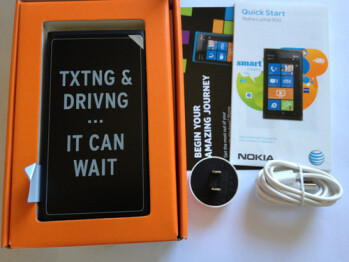 The Nokia Lumia 900 for AT&T is now on eBay
