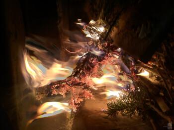 9. Johnny M - Apple iPhone 4Sbonfire at Big Bear, Ca