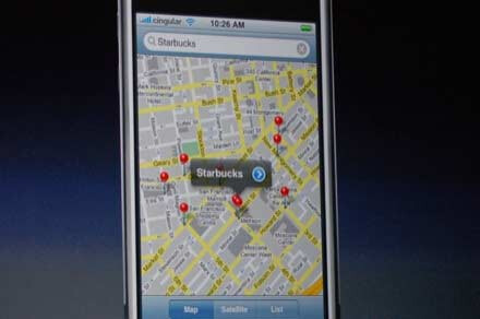 Google Maps on the original iPhone - Report: Google's revenue from iOS is 4 times that from Android