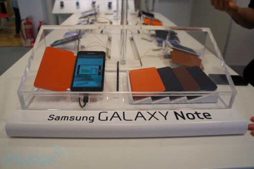 Galaxy Note Showcase