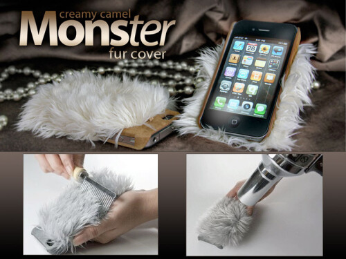 Monster Fur Covers