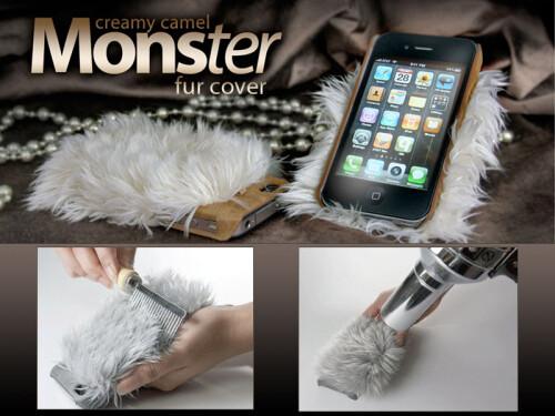 Monster Fur Covers