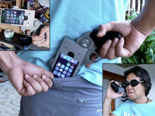 Revolver iPhone