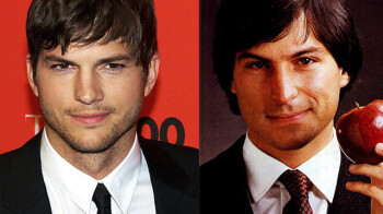 Ashton Kutcher will play Steve Jobs in an upcoming movie