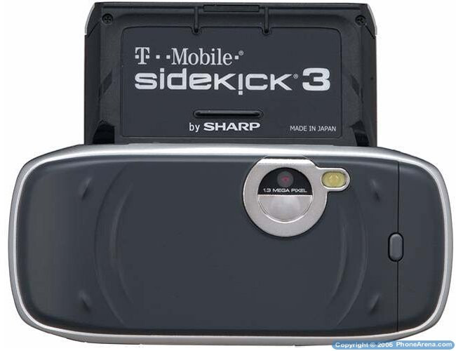 T-Mobile Sidekick 3 details revealed