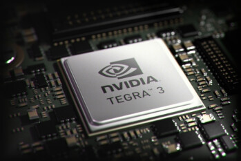 The quad-core Tegra 3
