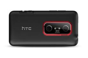 The dual-lens 5MP camera takes 3D pictures - Virgin Mobile rumored to be getting HTC EVO 3D; will offer it as the HTC EVO V 4G