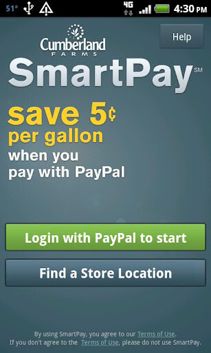 Save+5+cents+a+gallon+at+the+pump+with+new+Cumberland+Farms+app%2C+SmartPay