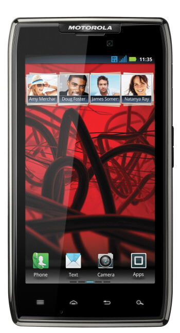 The Motorola RAZR MAXX is coming to Europe and the Middle East in May