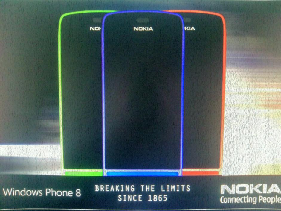 Alleged Nokia poster template reveals Windows Phone 8 branding