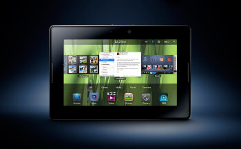 The BlackBerry PlayBook is cited in NXP's suit