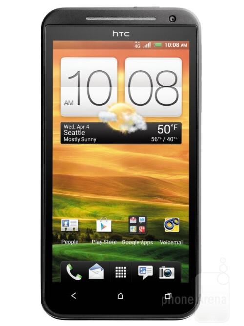 HTC EVO 4G LTE Images