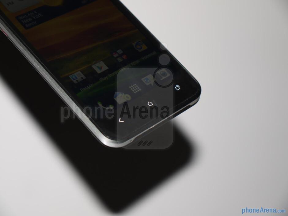 HTC EVO 4G LTE hands-on