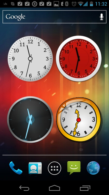Analog Clock Collection