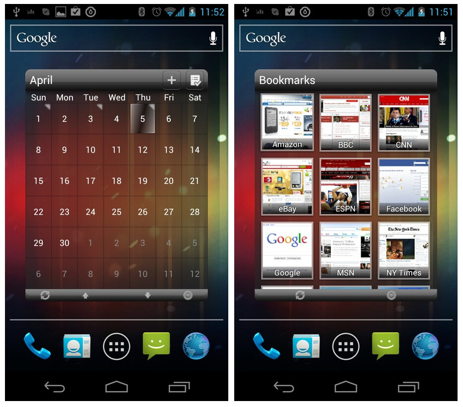 How to code a simple Android widget