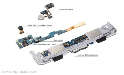 Sensors and speakers